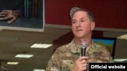 David Goldfein, jefe del Estado Mayor de la Fuerza Aérea de EEUU.