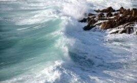 Las mareas cubrirán 5.600 kilómetros de largo en el Atlántico Norte.