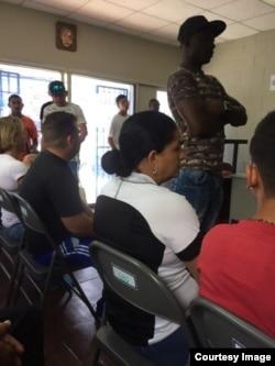 Cifras oficiales indican que unos 1.000 cubanos están varados en Trinidad y Tobago.