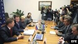 Reunión de la UE. Archivo