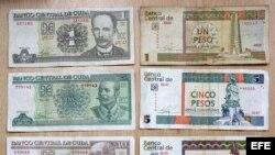 El sistema de doble moneda irrita a muchos cubanos, que reciben un salario en pesos pero deben comprar el aceite o la pasta de dientes en CUC, una moneda 25 veces más fuerte.