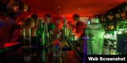 Bar Shangri Lá, llegó a ser uno de los más populares de La Habana.
