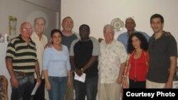 Integrantes de ALDECU