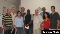 Integrantes de ALDECU se reúnen en La Habana (27 de noviembre)