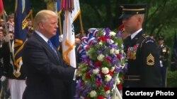 Día de los Caídos en Guerra o Memorial Day - 2017