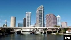La Bahía de Tampa.