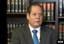 El abogado criminalista Avelino González.
