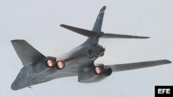 Un bombardeo estadounidense. Archivo.