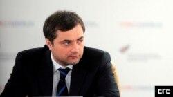 Fotografía de archivo de Vladislav Surkov.