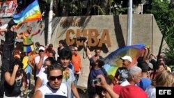 Integración de la Comunidad Gay de Cuba