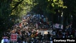 Marcha en Washington