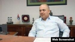 Roberto Morales, ministro de Salud Pública de Cuba.