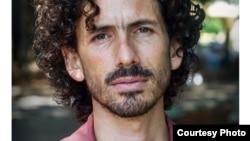 Boris González Arenas. Periodista independiente, colaborador de Diario de Cuba. Foto: Claudio Fuentes.