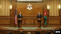 El secretario de Estado de EEUU, Mike Pompeo, de visita oficial en Oriente Medio
