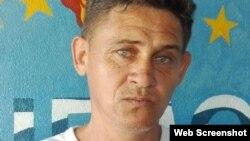 Jorge Cervantes, opositor cubano miembro de UNPACU.
