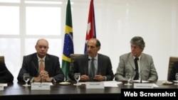 Malmierca en Brasil