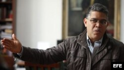 El vicepresidente venezolano, Elías Jaua.