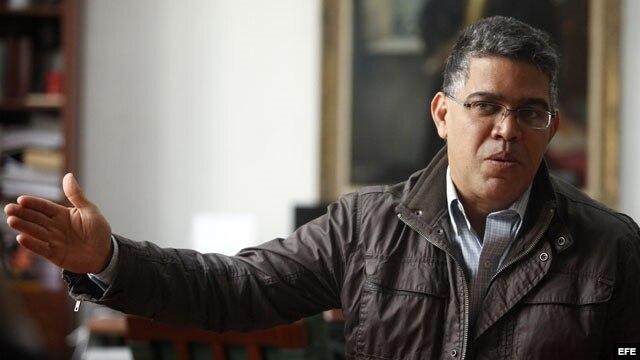 El nuevo venezolano, Elías Jaua.