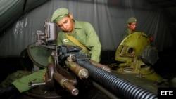 Cuba MINFAR ejército