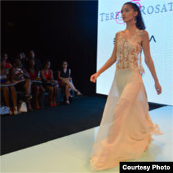 Evening wear Showcase - TERESA ROSATI