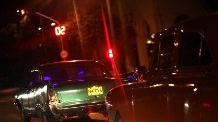 Autos en Cuba.