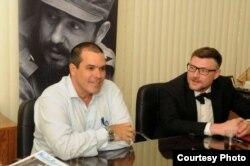 Prensa Latina firma acuerdo de cooperación con Sputnik