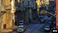 Centro Habana. Foto: EFE/Alejandro Ernesto.