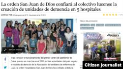 Cuba Voz de Galicia