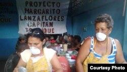 """Proyecto """"Capitán Tondique"""", dos años junto a los pobres."""