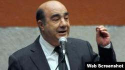 Jesús Murillo, procurador general de México. Archivo.