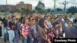 Médicos cubanos firman una carta a congresistas de EEUU para pedir su ayuda con el programa de visas parole.