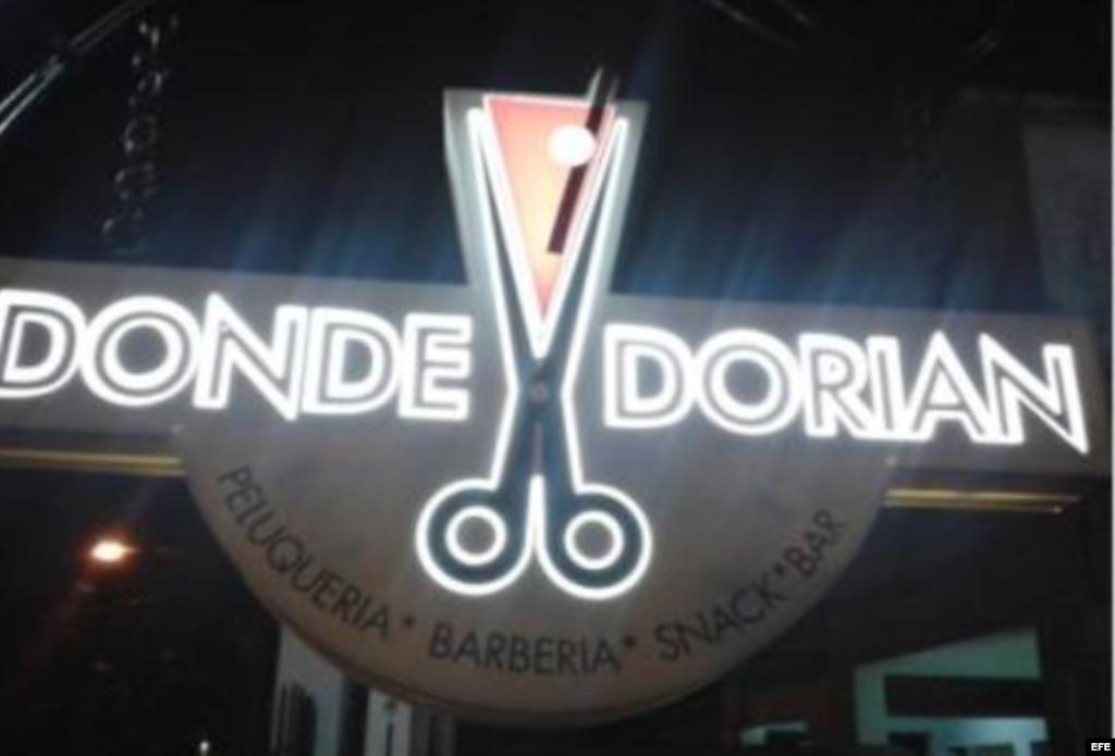 Donde Dorian está en Nuevo Vedado.