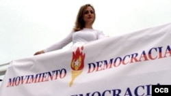 Flotilla Luces de Libertad del Movimiento Democracia.