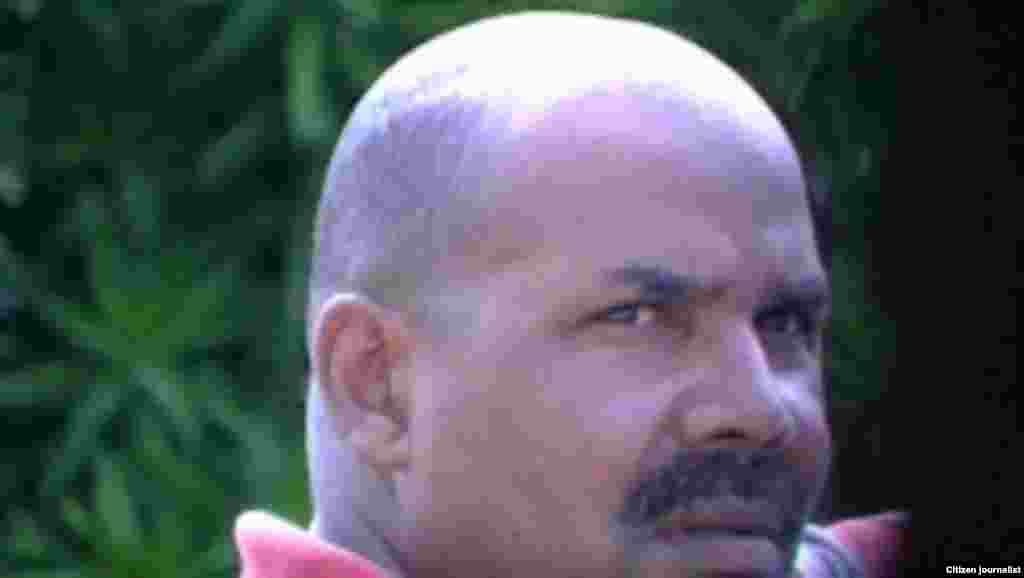 Reporta Cuba vigilando casa de reportero Serafin Moran