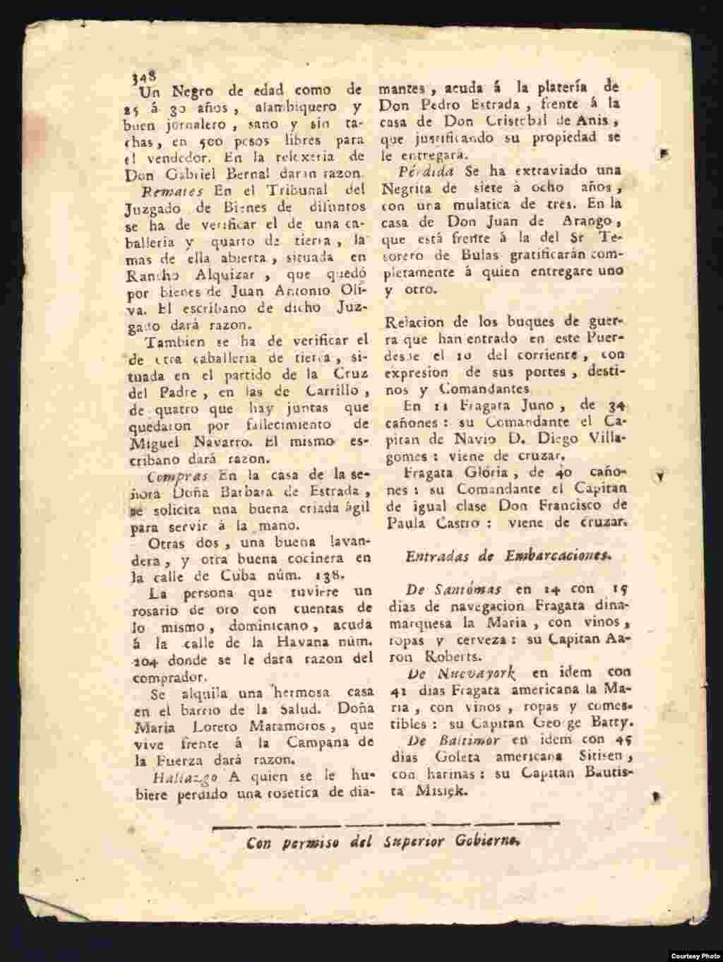 Papel Periódico de La Havana (4)