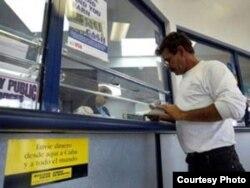 Enviando remesas a Cuba