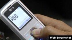 Internet en teléfonos móviles en Cuba
