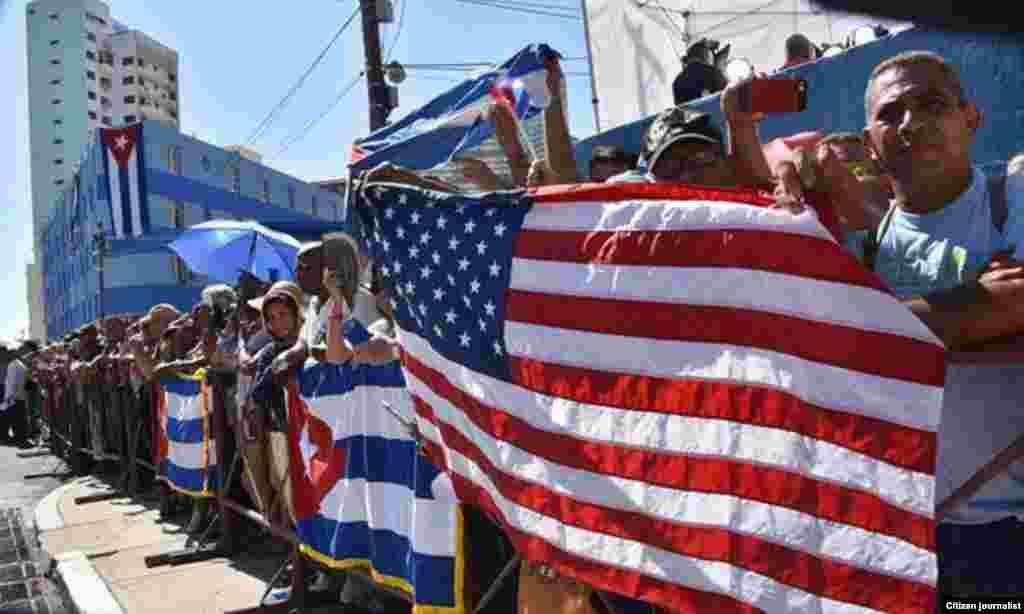 Freddy Balsera y Hugo Cancio nos acerca a La Habana a través de sus páginas de Facebook