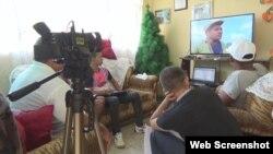 Reporteros de Palenque Visión denuncian una ola represiva contra la prensa independiente en Cuba.