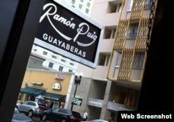 Lejos de la Pequeña Habana: Ramón Puig Jr. ubicó su boutique en el downtown de Miami.