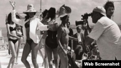 Fotograma de la película Soy Cuba.