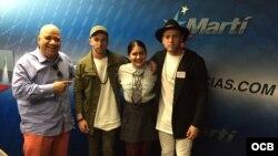 1800 Online con Rome y Len, dos jóvenes cubanoamericanos que decidieron lanzar su carrera musical desde Cuba.