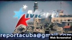 Reporta Cuba Logo