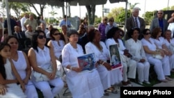 Homenaje a Orlando Zapata.