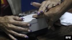 Advierten sobre posible fraude en elecciones venezolanas