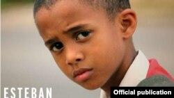 """Fotograma de la película """"Esteban"""", del cubano Jonal Cosculluela."""