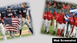 Cuba y EE.UU. se enfrentarán cinco veces esta semana en Matanzas y Pinar el Río.