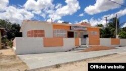 ¿Escena del crimen? Puesto de Salud de la Familia en Capoeiras