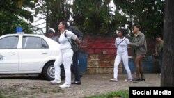 Arresto de Damas de Blanco
