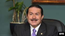 Roberto Henríquez, canciller de Panamá